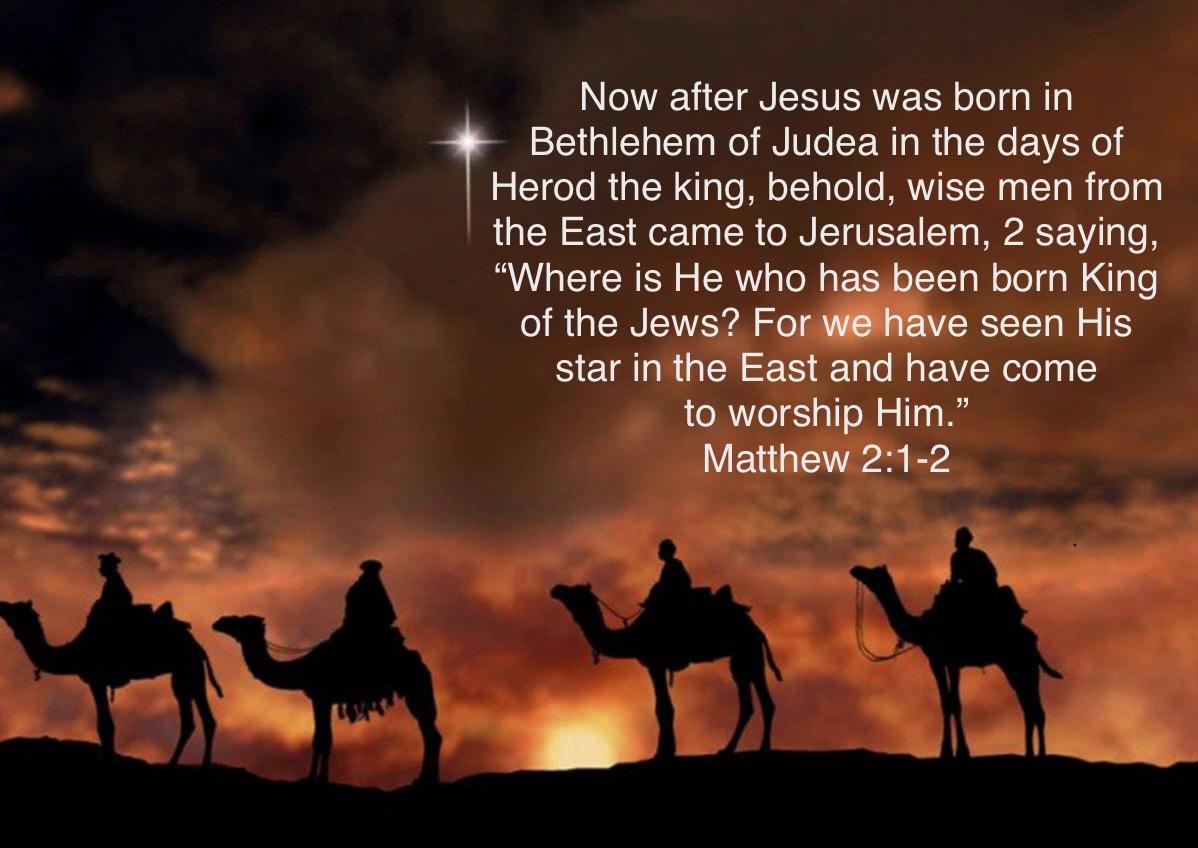 Seek Him and Worship Him!